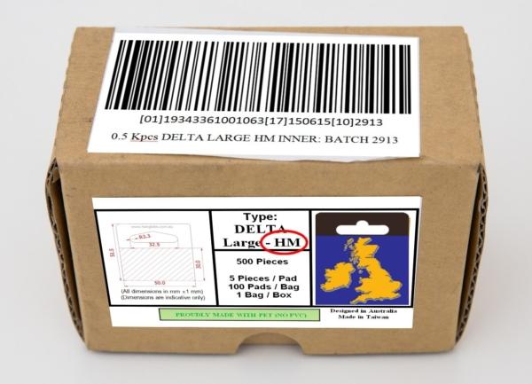 DELTA-LGE Hot Melt UK
