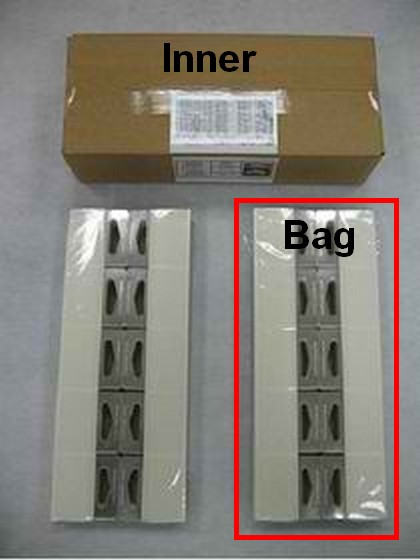 deltabutterflyperforated Bag